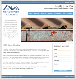 Letts Clean Web Design